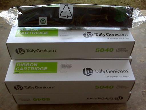 TallyGenicom 086041 Ribbon Cartridge 60M CHAR (6306/6312)